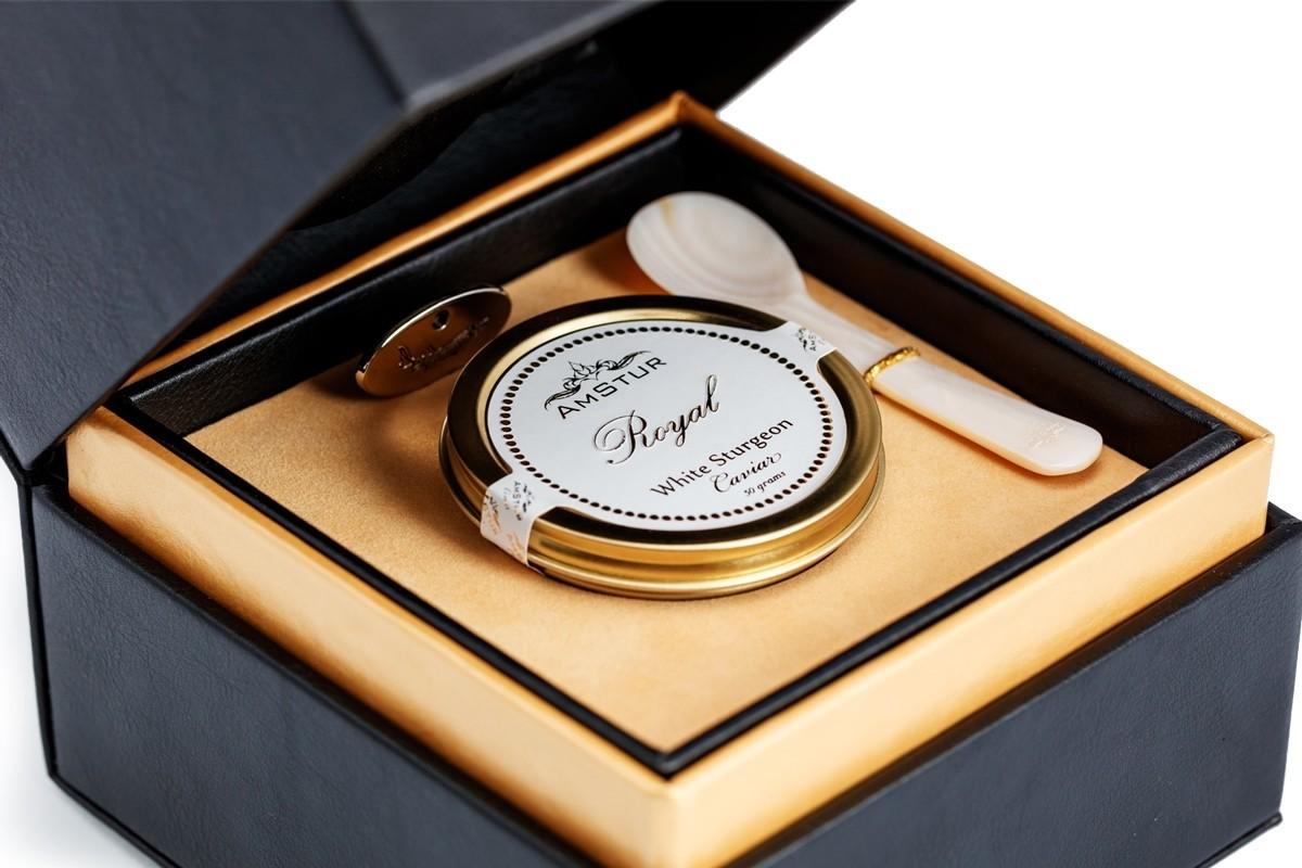 Chilled Caviar Gift Box